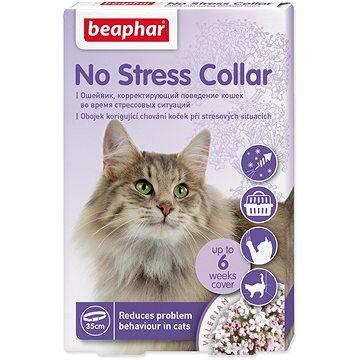 Beaphar obojek No Stress kočka 35 cm (8711231132287)