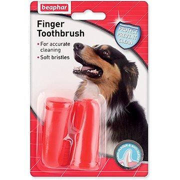 Beaphar Dog-A-Dent kartáček zubní na prst (8711231113279)