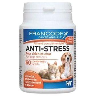 Francodex Anti-stress pes, kočka 60 tbl. (3283021703960)