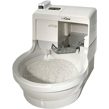 CatGenie 120+ Robotická toaleta bez poklopu (891329001072)