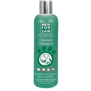 Menforsan Antiparazitní a repelentní šampon pro psy 300 ml (8414580004686)