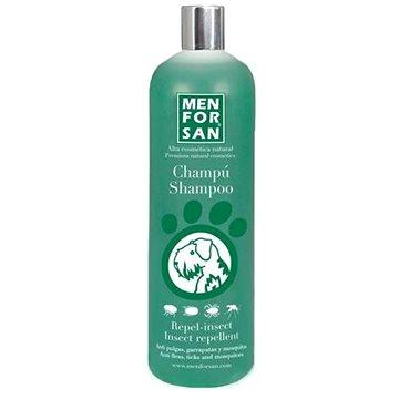 Menforsan Antiparazitní a repelentní šampon pro psy 1000 ml (8414580004471)