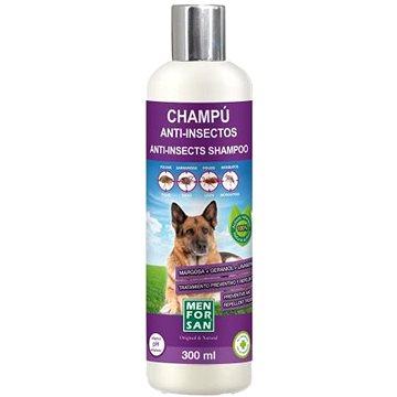 Menforsan Repelentní šampon s margózou pro psy 300 ml (8414580020624)