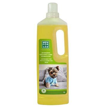 Menforsan Mýdlový gel na praní pelíšků a oblečků pro domácí mazlíčky 1000 ml (8414580005225)