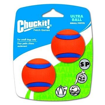 Chuckit! Ultra Ball Small - 2 na kartě (660048170204)