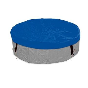 Karlie Plachta na bazén, modrá, 160 cm (4016598059425)