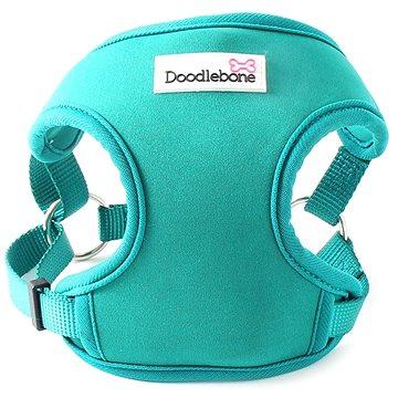 Postroj Doodlebone NeoFlex Blue-Green S (0784927210864)