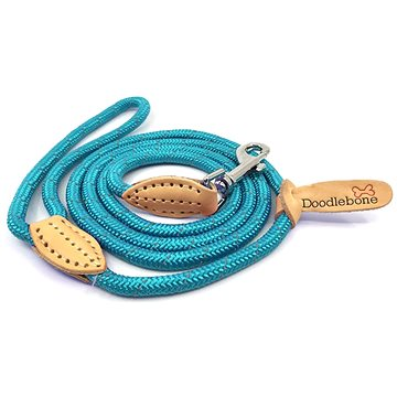Lanové vodítko Doodlebone Neon Blue (0706502607128)