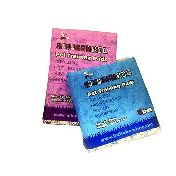 Huhubamboo pleny pro zvířata 60 × 60 cm 9 ks (8592641035050)