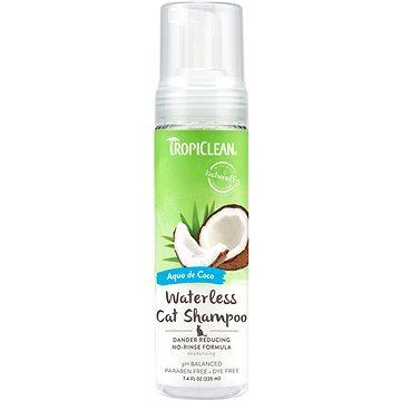 Tropiclean bezoplachový šampon pro kočky 220 ml (645095869059)