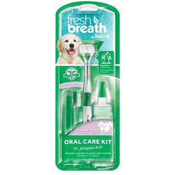 Tropiclean set na čištění zubů Fresh Breath pro štěňata (645095002005)