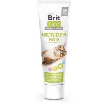 Brit Care Cat Paste Multivitamin 100 g (8595602545827)