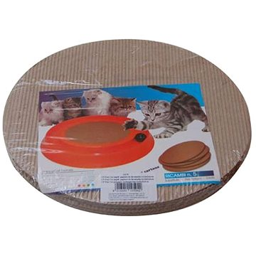 Cobbys Pet Fun Cat náplň papíry do škrabadla 24,5 × 22 × 2 cm (8016040105942)