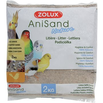 Zolux AniSand Nature 2 kg (3336021463355)