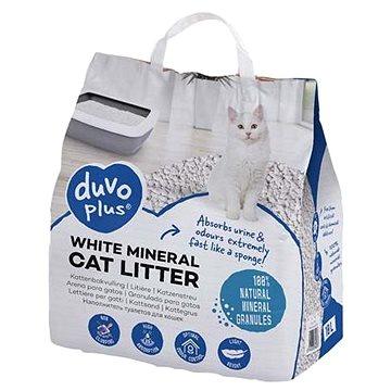 DUVO + Přírodní vysoce absorpční podestýlka pro kočky 10l (5414365369033)