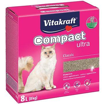 Vitakraft Cat Compact ultra podestýlka 8kg (4008239140319)