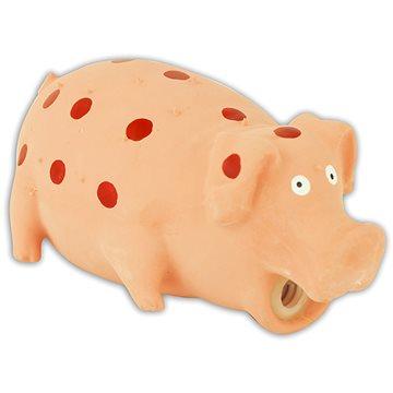 Akinu hračka pro psa piggy pink 21 cm (8595184946357)