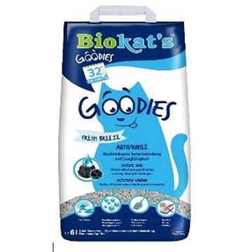 Biokat´s Goodies s aktivním uhlím 6 l (4002064613482)