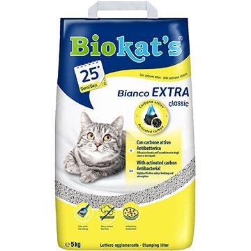Biokat´s bianco extra 5 kg (4002064618098)