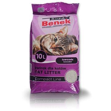 Super Benek Compact Lavender 10 l (5905397011095)
