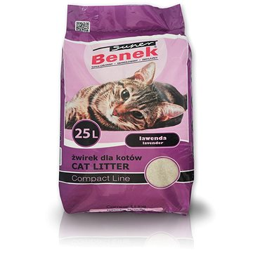 Super Benek Compact Lavender 25 l (5905397017608)