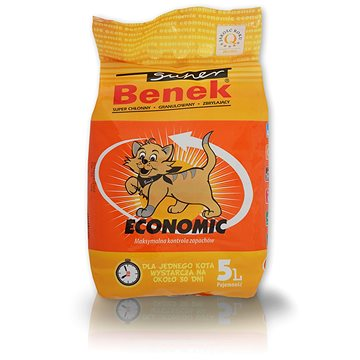 Super Benek Economic 5 l (5905397012696)