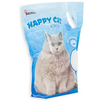 Akinu Happy Cat White 3,6 l (8595184929619)