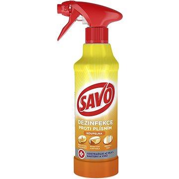 SAVO Proti plísním koupelna 500 ml (8594005396746)