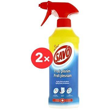 SAVO Proti plísním 2× 500 ml (258594005390225)
