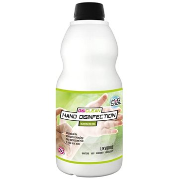 DISICLEAN Hand Disinfection 1 l (8594161057864)
