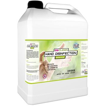 DISICLEAN Hand Disinfection 5 l (8594161057901)