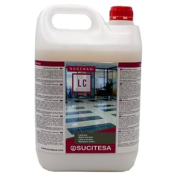 SUCITESA Suciwax LC prostředek na podlahy s voskem 5 l (8424742500727)