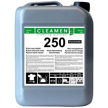 CLEAMEN 250 ruční mytí nádobí koncentrát 5 l (8594011504272)