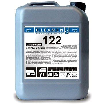 CLEAMEN 122 podlahy s leskem 5 l (8594011504111)