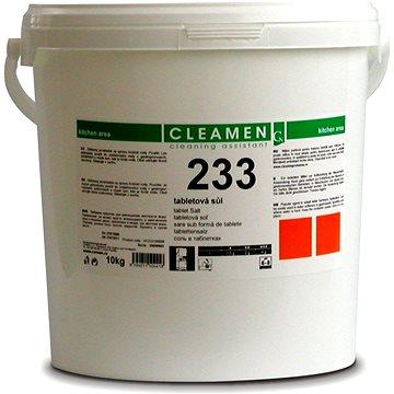 CLEAMEN 233 tabletová sůl do myček 10 kg (8594011504418)