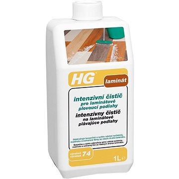 HG intenzivní čistič pro laminátové plovoucí podlahy 1000 ml (8711577015275)