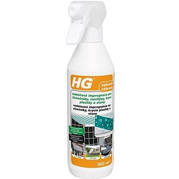 HG vodotěsná impregnace pro slunečníky, markýzy, krycí plachty a stany 500 ml (8711577215347)