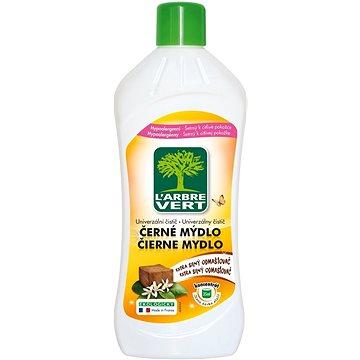 L'ARBRE VERT eko uni čistič černé mýdlo 1 l (3450601027277)