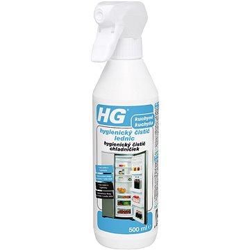 HG Hygienický čistič lednic 500 ml (8711577062590)