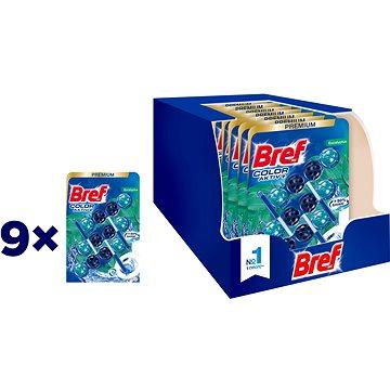 BREF Color Aktiv Eucalyptus tuhý WC blok 27 × 50 g (9000101018073)