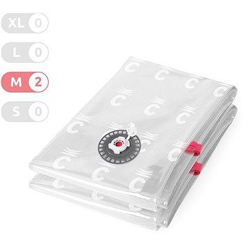 Compactor sada 2ks vakuových úložných sáčků Bag Aspispace M - 55 x 90 cm (RAN8281)