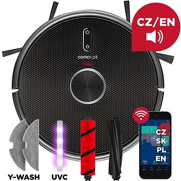 CONCEPT VR3210 3 v 1 Laser UVC Sací výkon 3300 Pa (VR3210)