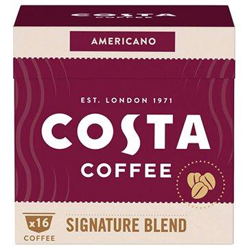 Costa Coffee Signature Blend Americano 16 porcí - kompatibilní s kávovary Nescafé® Dolce Gusto (1501