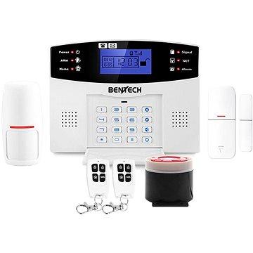 GSM bezdrátový alarm BENTECH G06