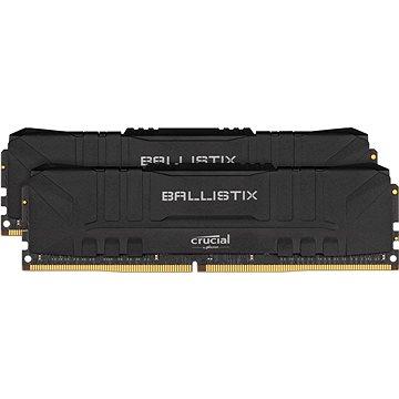 Crucial 16GB KIT DDR4 3200MHz CL16 Ballistix Black (BL2K8G32C16U4B)