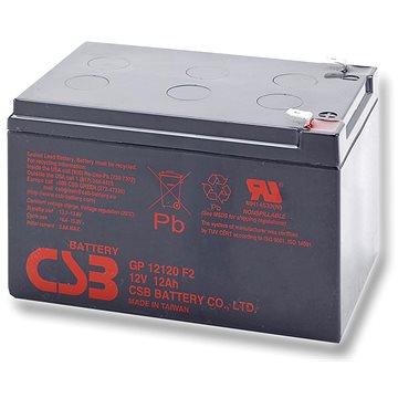 CSB GP12120 F2, 12V, 12Ah (GP12120F2)