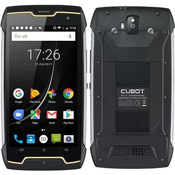 Cubot King Kong Dual SIM Waterproof Black (King Kong CS)