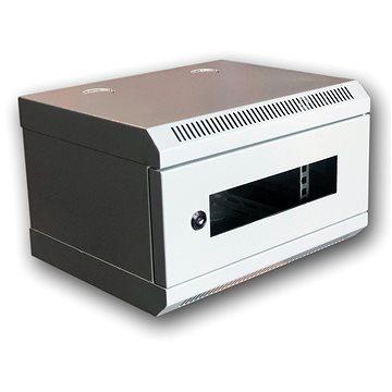 "Datacom 10"" 4U/280 mm (sklo) šedý (7010)"