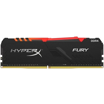 HyperX 8GB DDR4 2400MHz CL15 RGB FURY series (HX424C15FB3A/8)