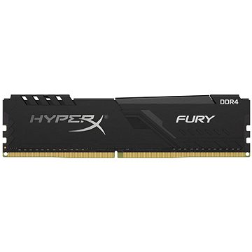 HyperX 16GB DDR4 2400MHz CL15 FURY Black (HX424C15FB4/16)